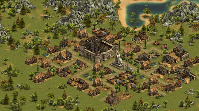 wioska w forge of empires