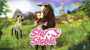 gra o koniach star stable