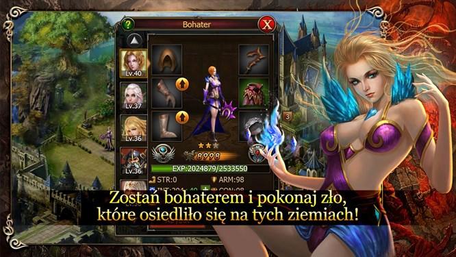 polska wersja językowa gry legion śmierci