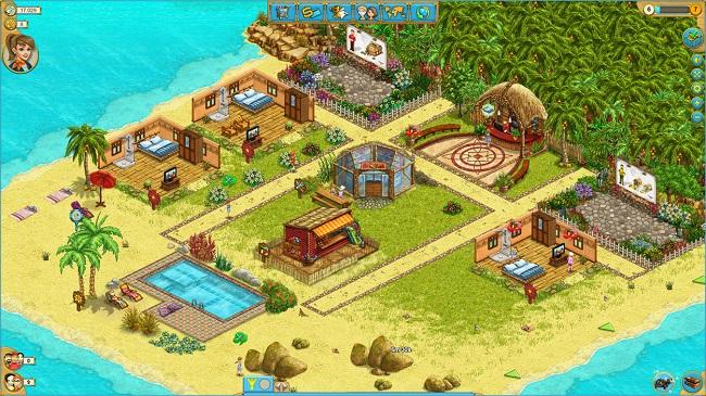 My Sunny Resort - wakacyjna gra przeglądarkowa