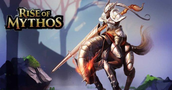 karciana gra na przeglądarkę Rise of Mythos