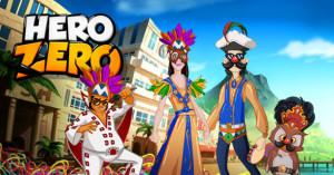 kreskówkowa gra na przeglądarkę hero zero