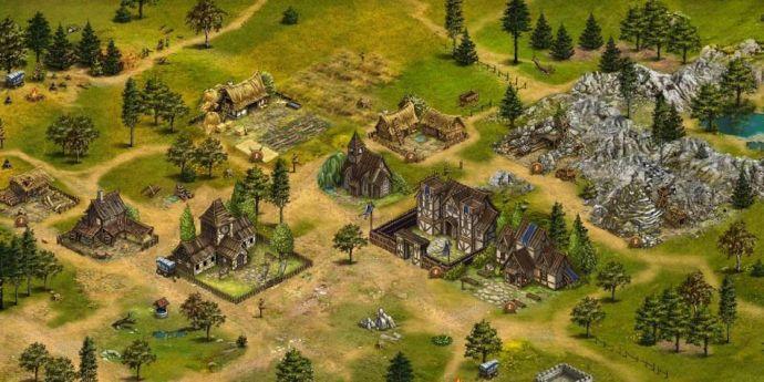 budowa osady w imperia online