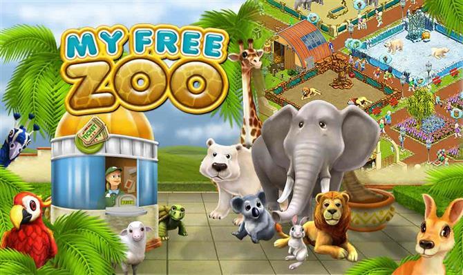 gra przeglądarkowa o zoo