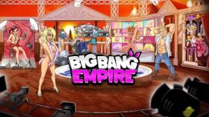big bang empire - erotyczna gra przeglądarkowa