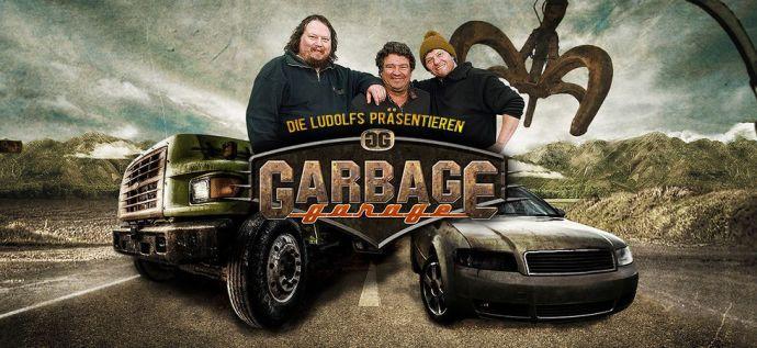 garbage garage samochody