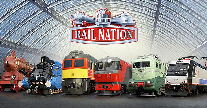 gra pociągi - rail nation pl