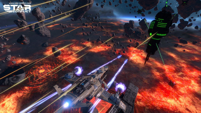 Star Conflict
