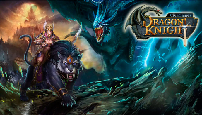 gra mmorpg dragon knight