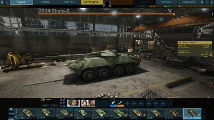 armored warfare gra online o czołgach