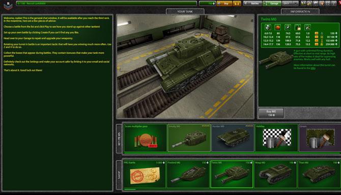 modyfikacje czołgu