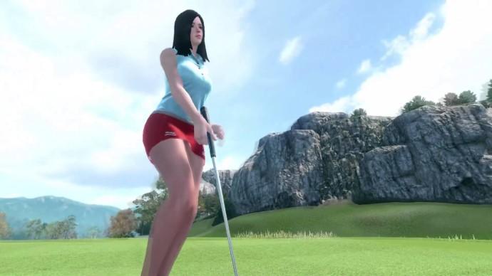 golfistka