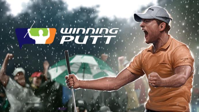 gra w golfa online - winning putt