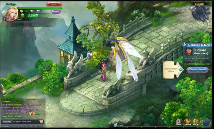 grafika w grze