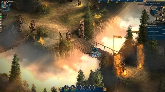 kraina magii w heroes online na przeglądarkę