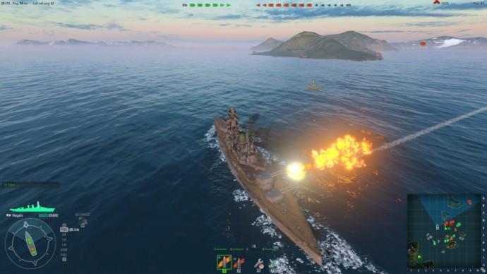 pancernik w world of warships