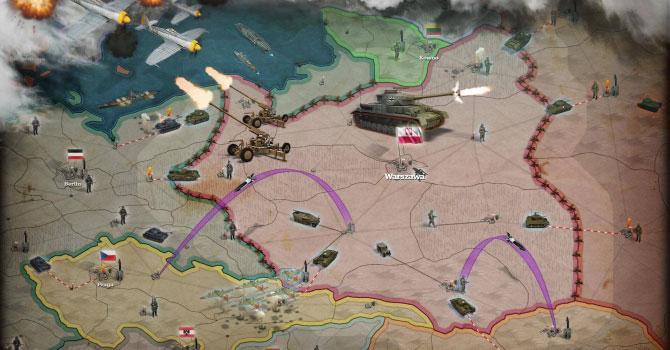 strategiczna gra mmo call of war