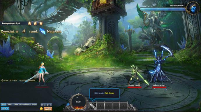dragon 2 gra przeglądarkowa