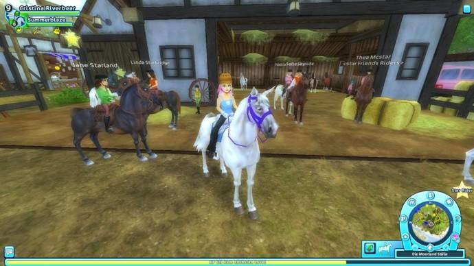 darmowa gra o koniach