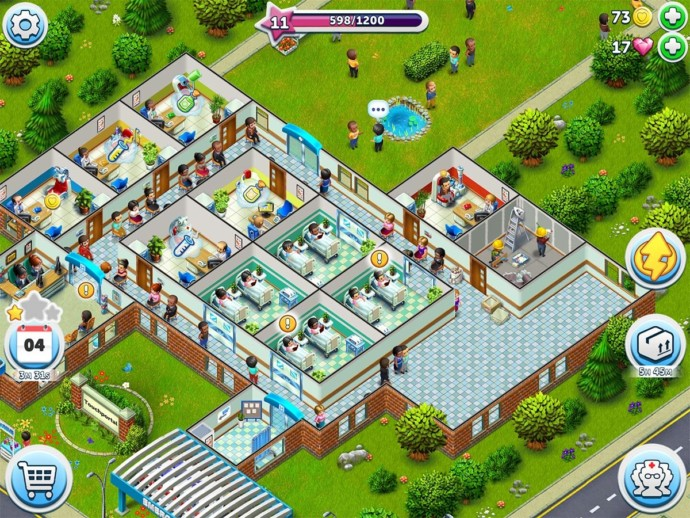 My Hospital Spiel
