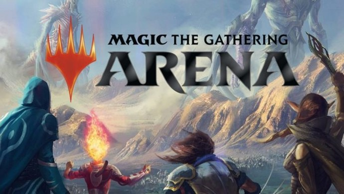 Magic:The Gathering Arena do pobrania za darmo