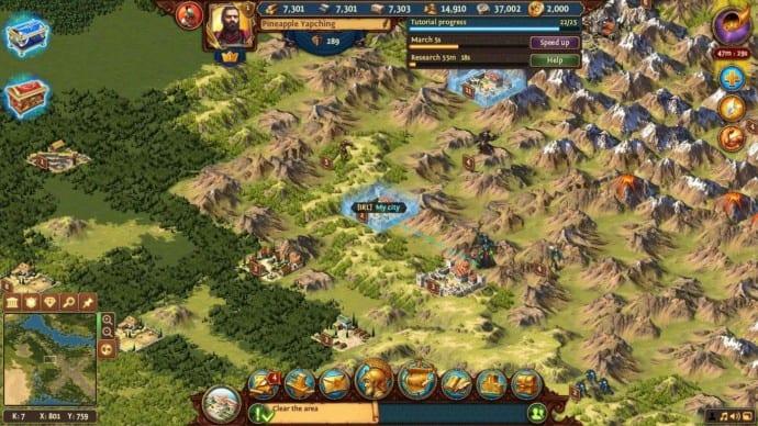 total battle budowa zamku
