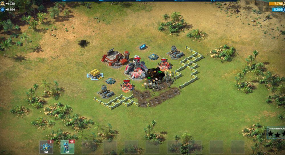 battle fort he galaxy walka