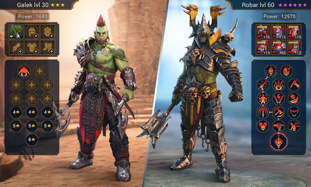 darmowa gra mmorpg Raid: Shadow Legends